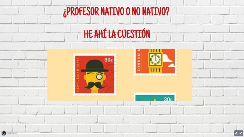 CLASES DE INGLÉS CON NATIVO